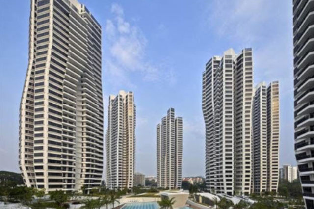 Architecture Singapore Modern