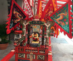 Festivals & Faiths Singapore Monkey God festival procession
