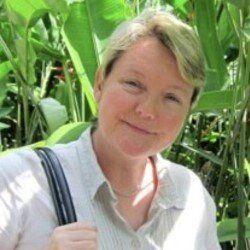 Janes Tours Singapore Tour Guide Berit Karlsen