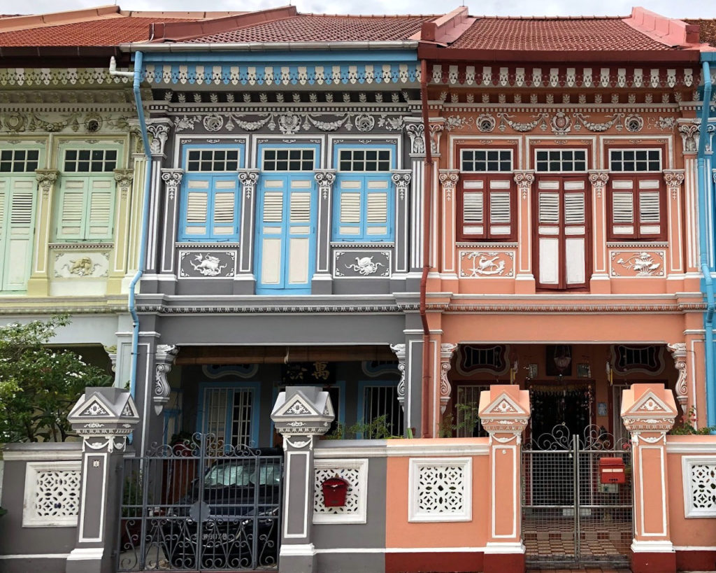 Neighbourhoods Joo Chiat