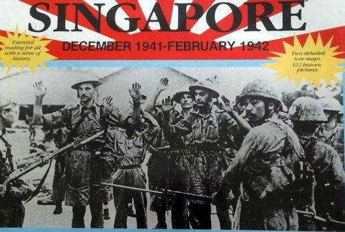Wartime Singapore Invasion