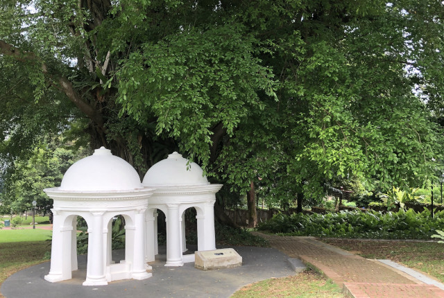 Fort Canning Walk