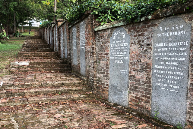Fort Canning Walk Singapore
