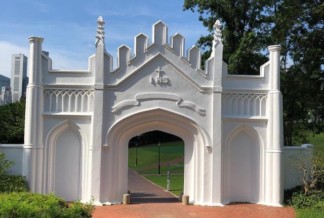 Fort Canning Walking Tour