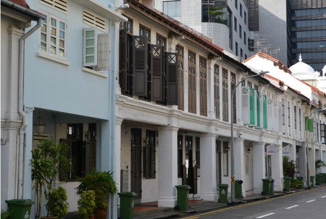 Singapore Jewish Heritage