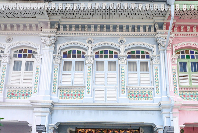 Joo Chiat Walking Tour