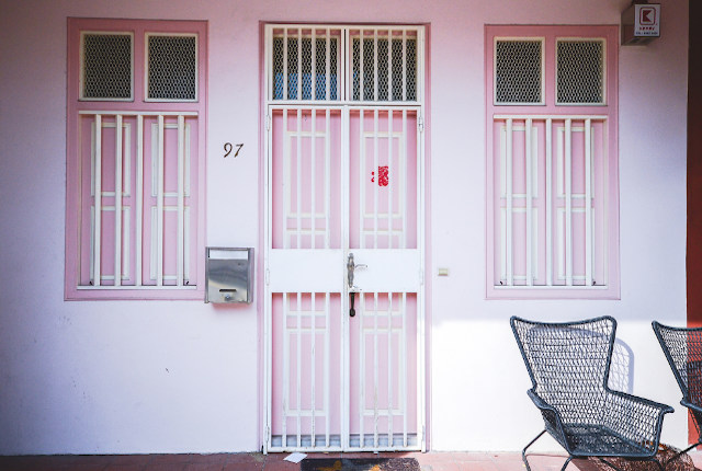Shophouse Joo Chiat Walk