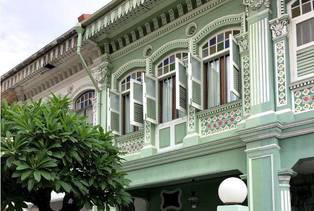 Joo Chiat Shophouse Walk