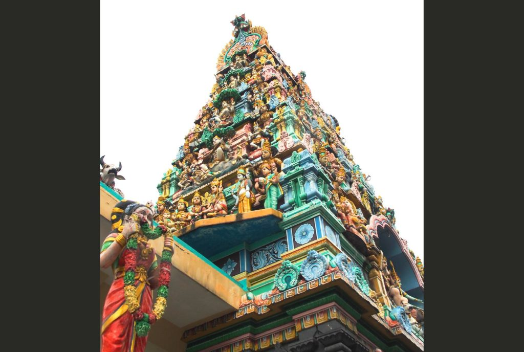 Kampong Glam & Chinatown Temple