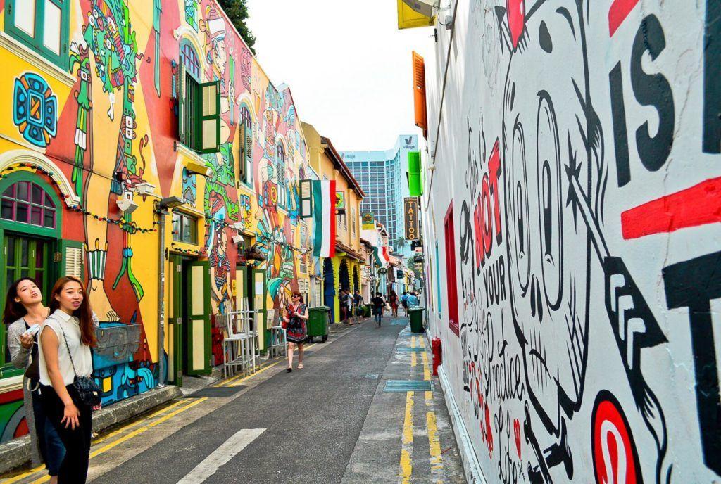 Kampong Glam & Little India Street Walk