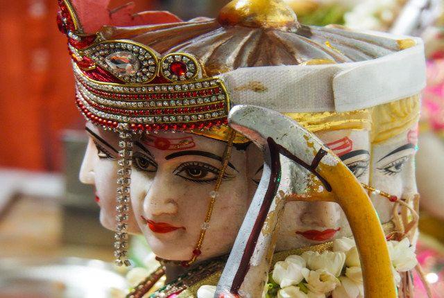 Ethnic Walk Little India