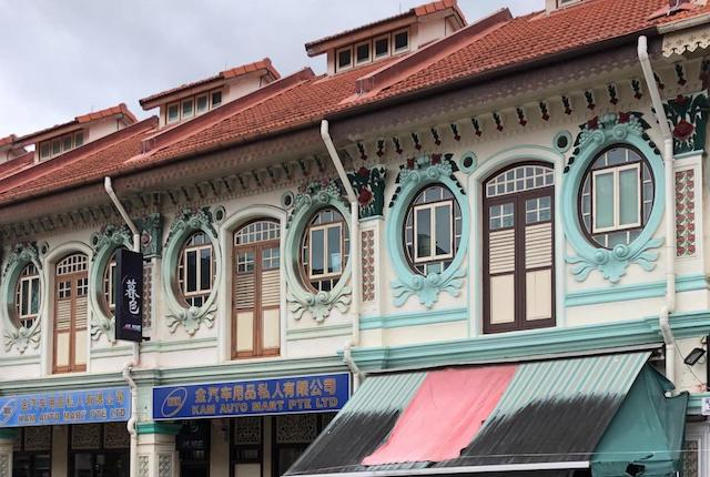 Little India & Kampong Glam Walk