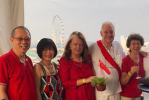 Jane Singapore National Day Talk