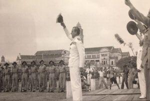 WW2 Singapore Mountbatten Japanese surrender 1945