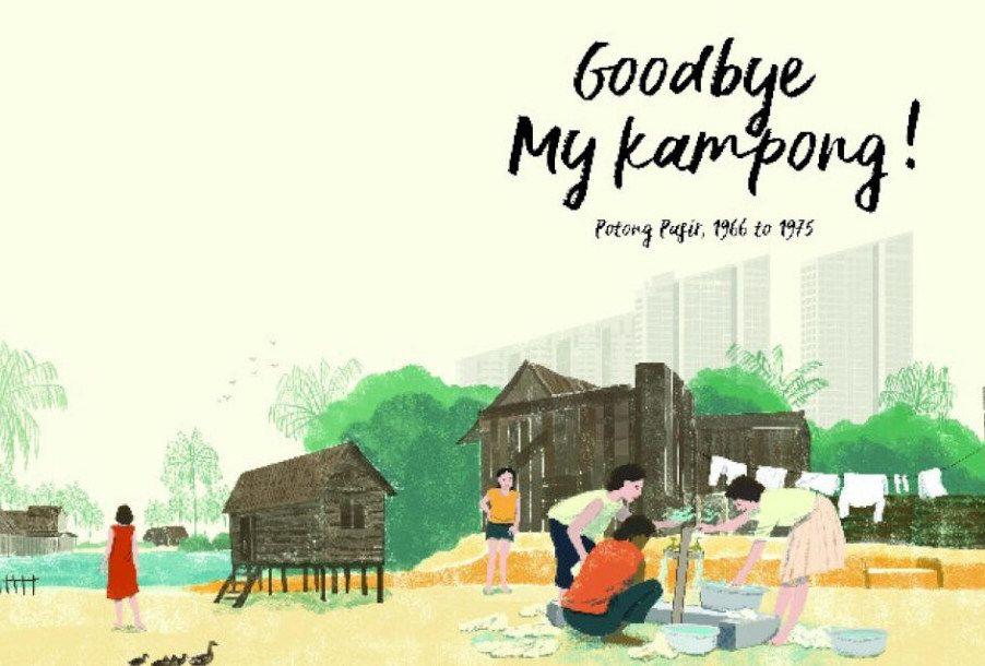 Goodbye My Kampong