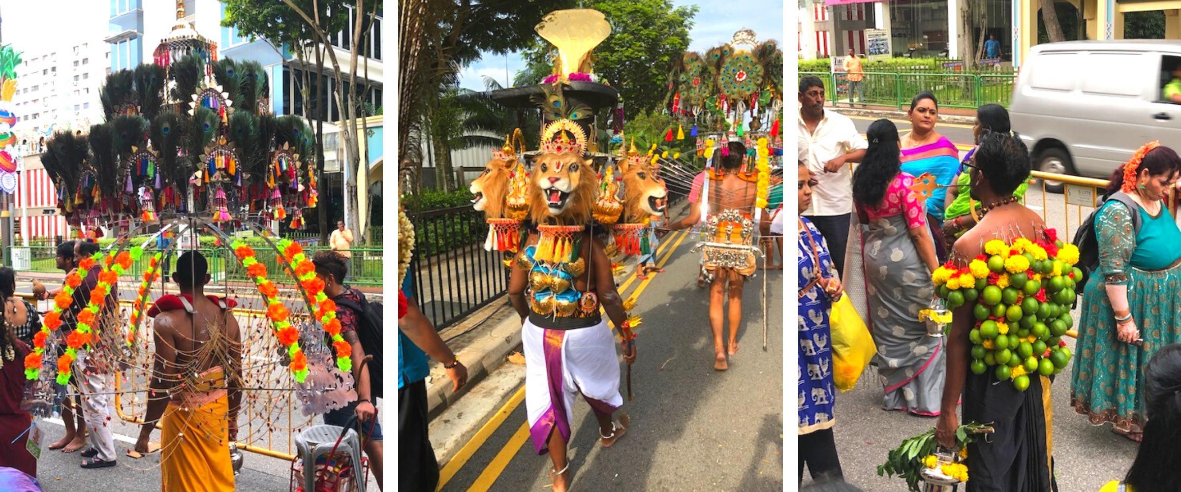 Thaipusam Singapore