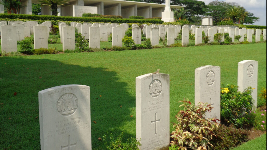 WW2 Kranji Memorial