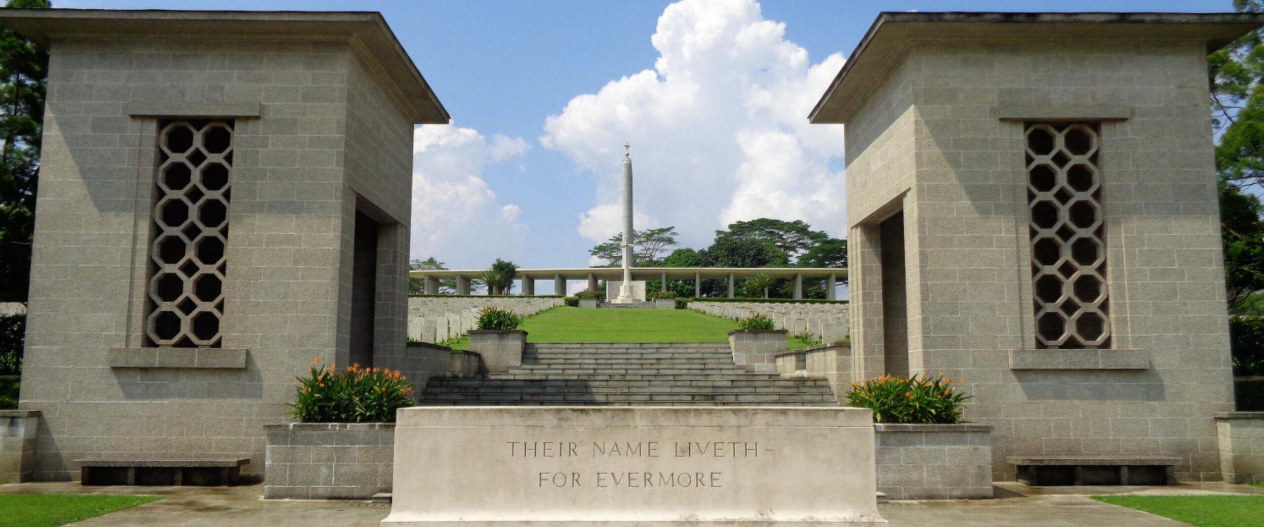 Blog Wartime Singapore