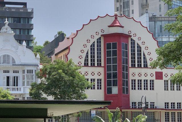 Secret Singapore Bras Basah