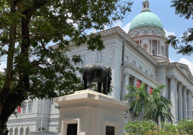 Secret Singapore Civic District